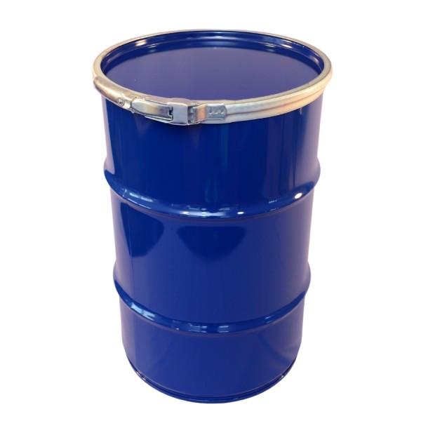"""18"""" X 29"""" (110L) Blue Open Top Drum"""