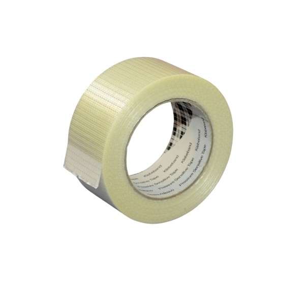 Crossweave Filament Tape 50mm x 50m