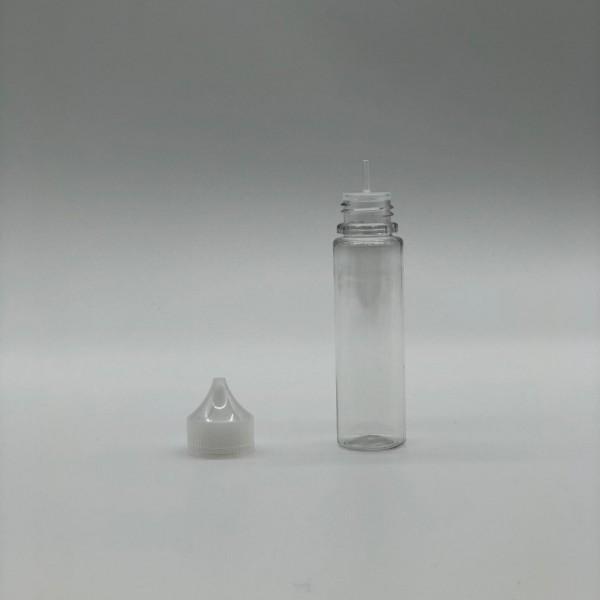 60ML Vape Clear PET Bottle