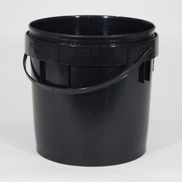 10L Black Un Bucket For Liquids