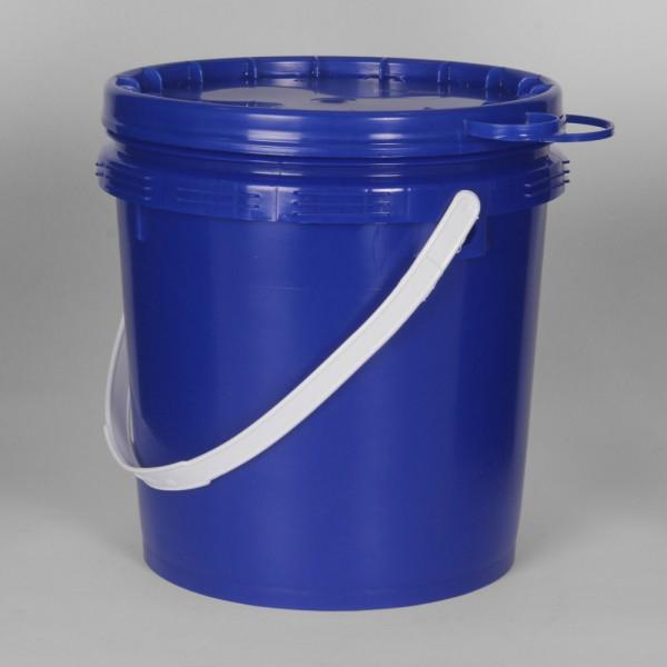 20L Blue Un Bucket For Solids