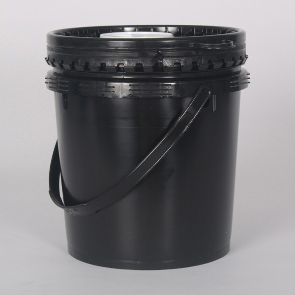 5L Black Un Bucket For Liquids