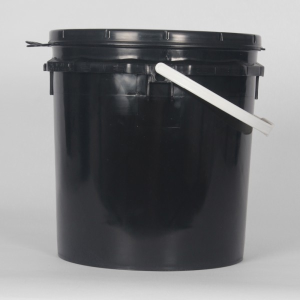 5L Black Un Bucket For Solids