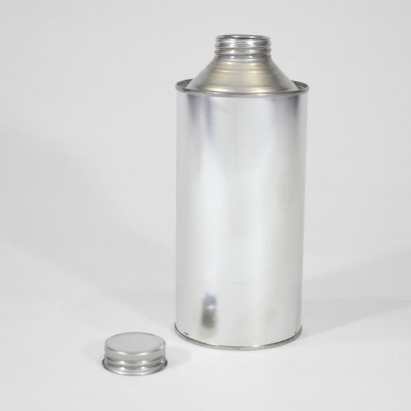 1L Cone Top Tin w/Plain Interior