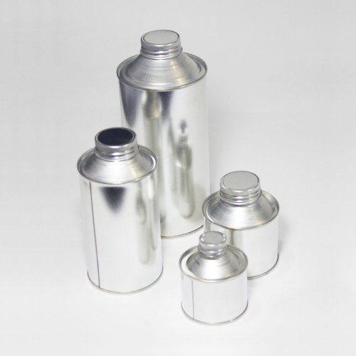Cone Top Tins