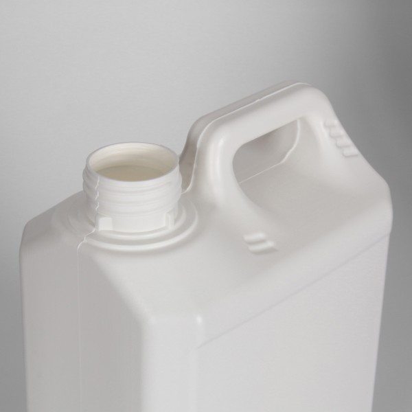 2.5L White Jerry Can