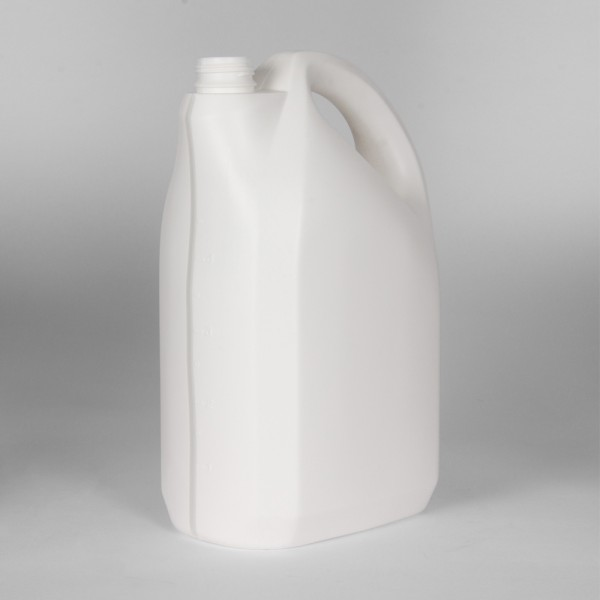 5L White Contour Jerry Can