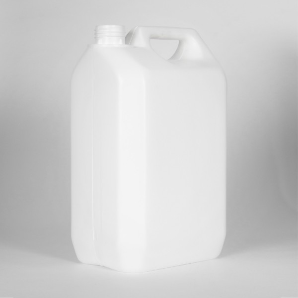 5L White Jerry Can