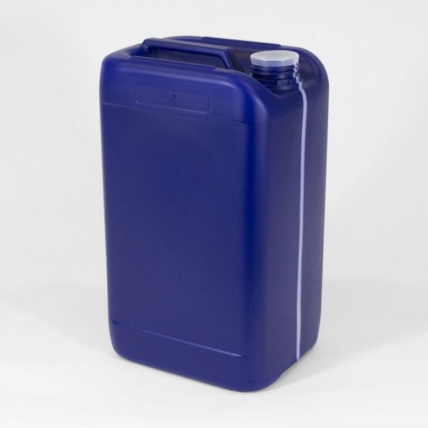 12.5L Blue UN Jerry Can W/Visi Stripe