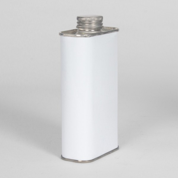 250ML Oblong Can W/25MM Neck