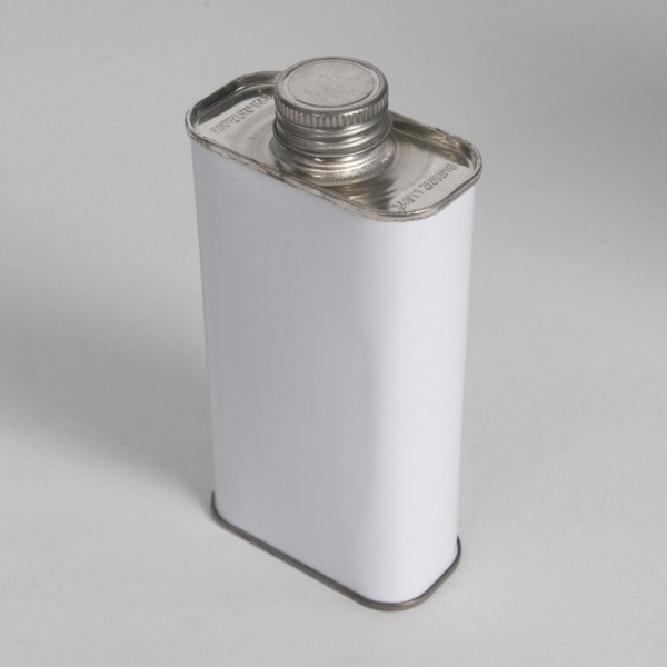 500ML Oblong Can W/25MM Neck