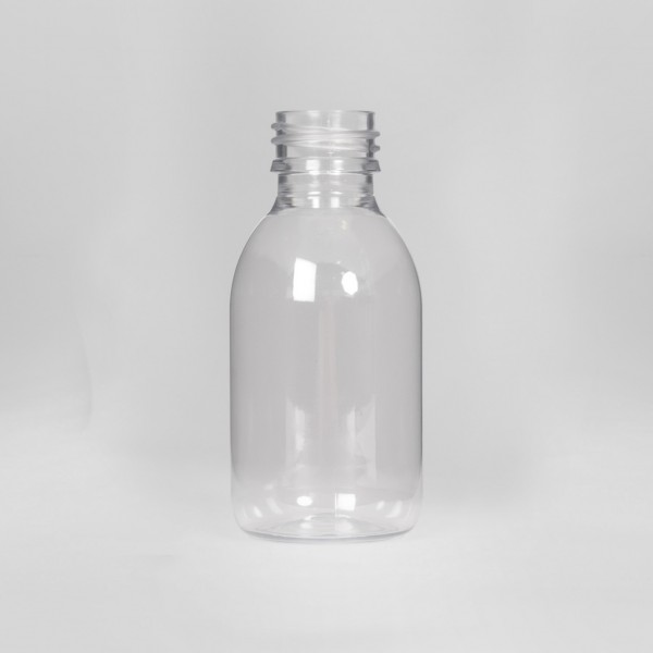 125Ml Clear PET Bottle