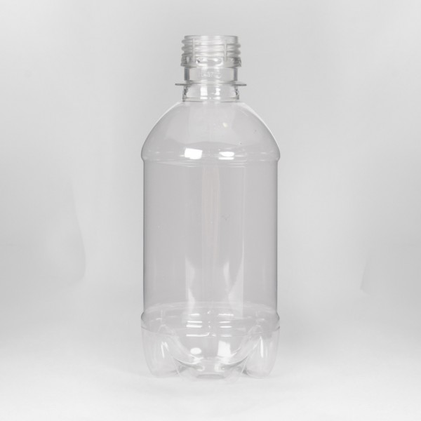 250Ml Drinks Clear PET Bottle