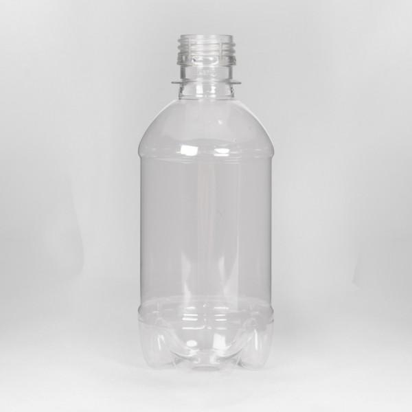 250Ml Drinks Clear PET Bottle