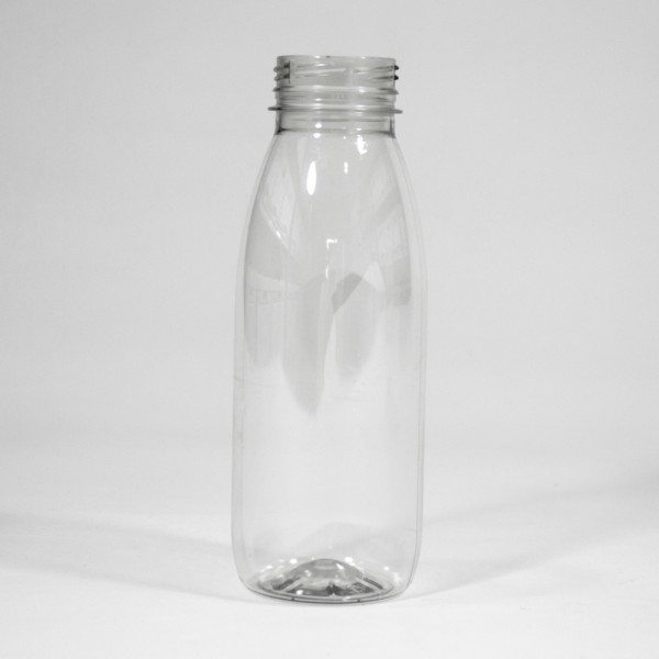 330Ml Clear Round PET Bottle