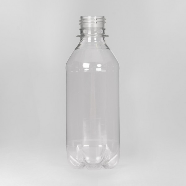 330Ml Drinks Clear PET Bottle