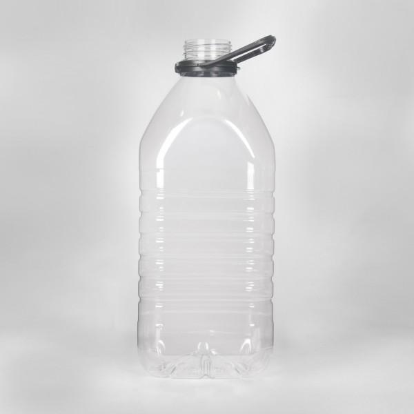 3L Rectangular PET Bottle