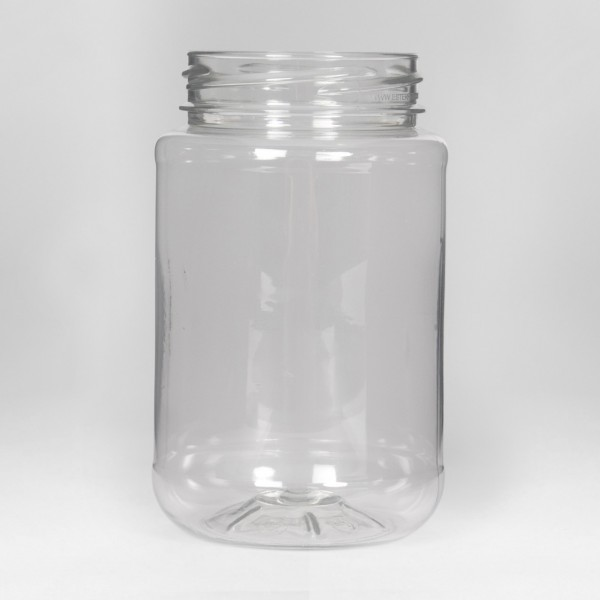 480Ml  Food Clear PET Jar
