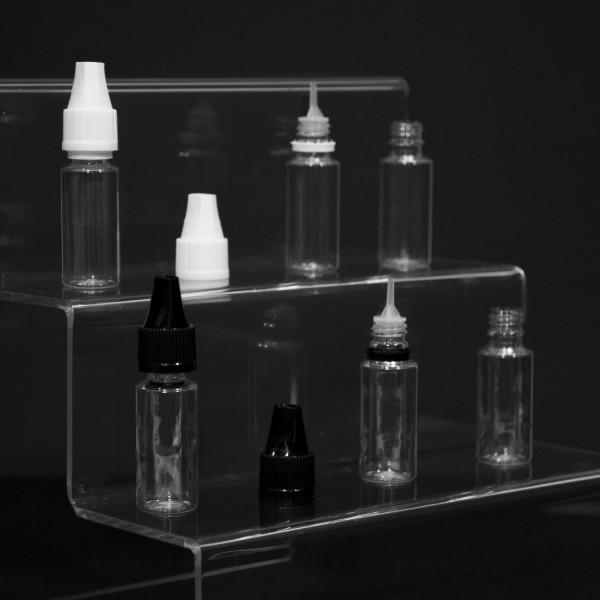10Ml Vape Clear PET Bottle