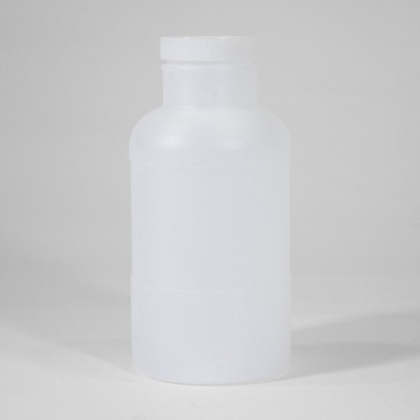 1.1L Wideneck Natural Plastic Bottle
