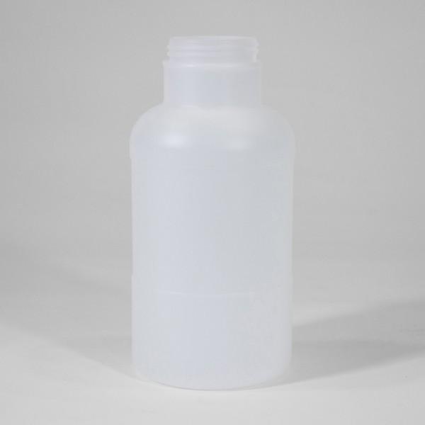 1.1L Wideneck Natural Plastic Bottle