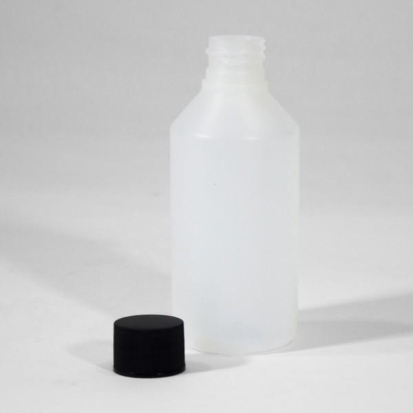 100ML Natural Standard Plastic Bottle
