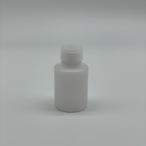 100ML Natural Plastic Bottle