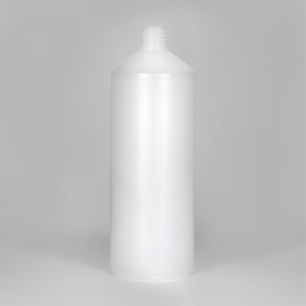 1L Natural Plastic Bottle