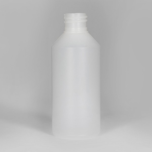 250ML Natural Standard Plastic Bottle