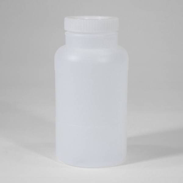 550ML Wideneck Natural Plastic Bottle
