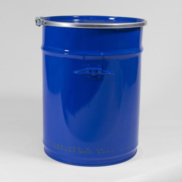 """12"""" X 16"""" (26L) Blue Open Top Keg"""