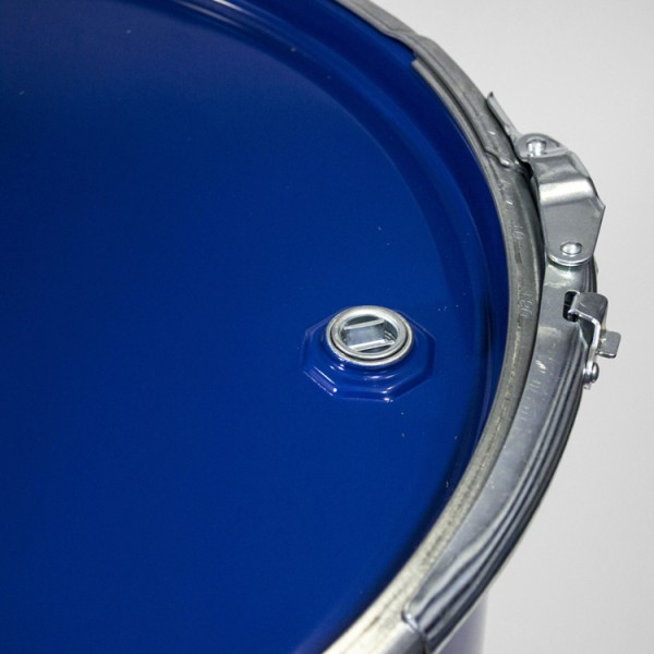 205L Blue Open Top Drum For Liquids