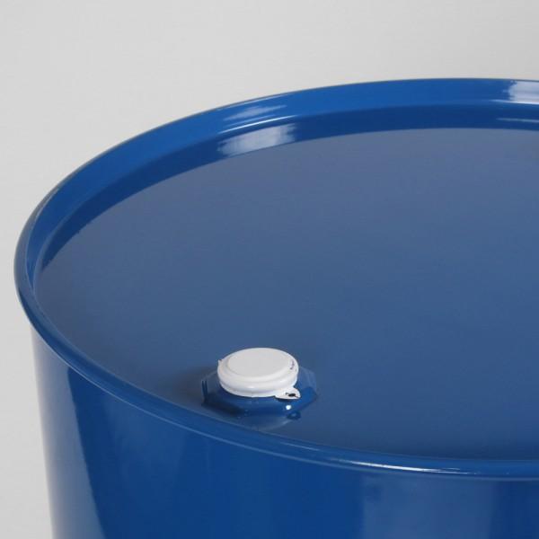 115L Tight-Head Blue Drum W/Lacquered Interior