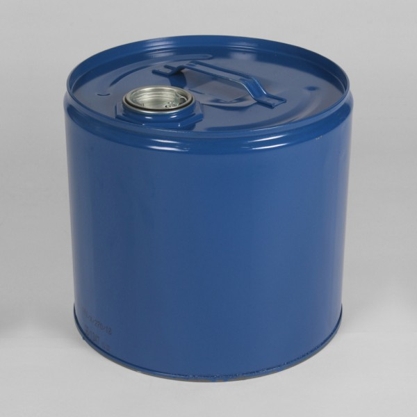 12L Tight-Head Blue Drum W/Lacquered Interior