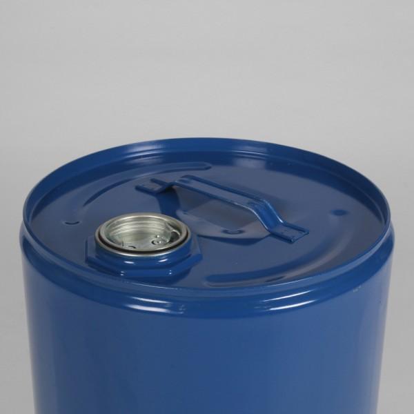 12L Tight-Head Blue Drum W/Lacquered Interior