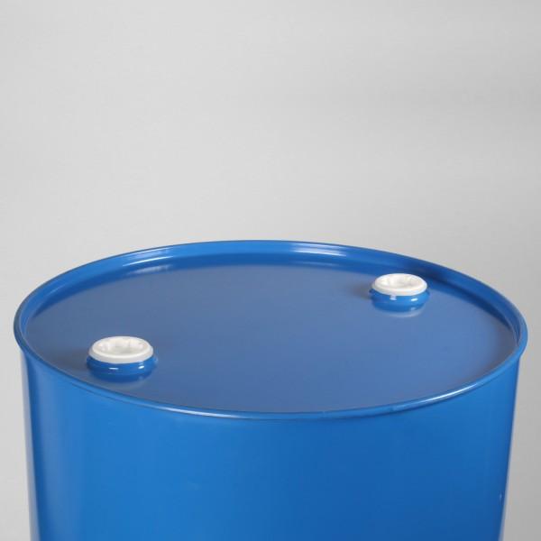 210L Tight-Head Blue Drum W/Polylined Interior