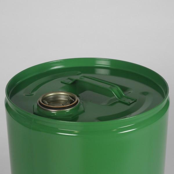 25L Tight-Head Green Drum W/Lacquered Interior