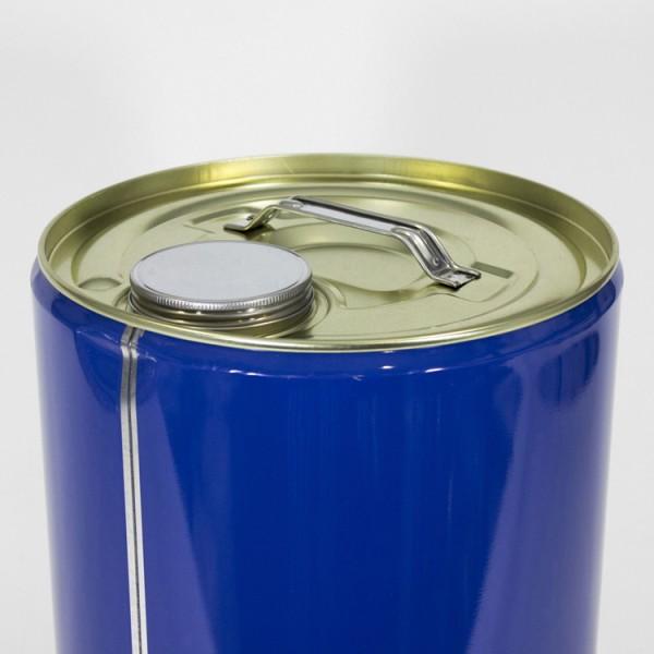 25L Tighthead Blue Drum W/78MM Neck