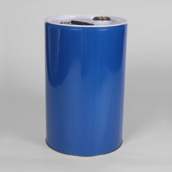 "25L Tighthead Blue Drum W. 2"" & 3/4 Bungs"