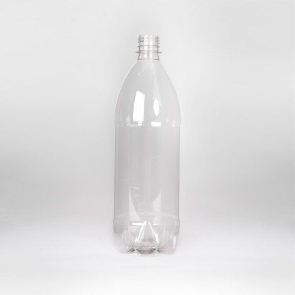 1L Drinks Clear PET Bottle